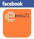 Fes-te amic d'Edu21 al facebook!