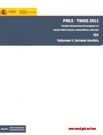 PIRLS ‐ TIMSS 2011