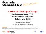 L�R+D+I de Catalunya a Europa
