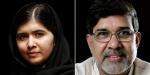 Nobel de la Pau per a la pakistanesa Malala Yousafzai i per a l'activista indi K