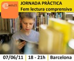 Jornada prctica Edu21: Fem lectura comprensiva