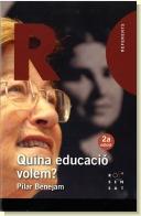 Quina educaci� volem?