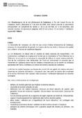 Dictamen del Consell Escolar de Catalunya sobre la Llei d'Edu