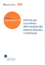 Informe millora sistema educatiu