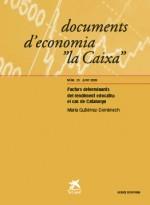 Factors determinants del rendiment educatiu: el cas de Catalunya